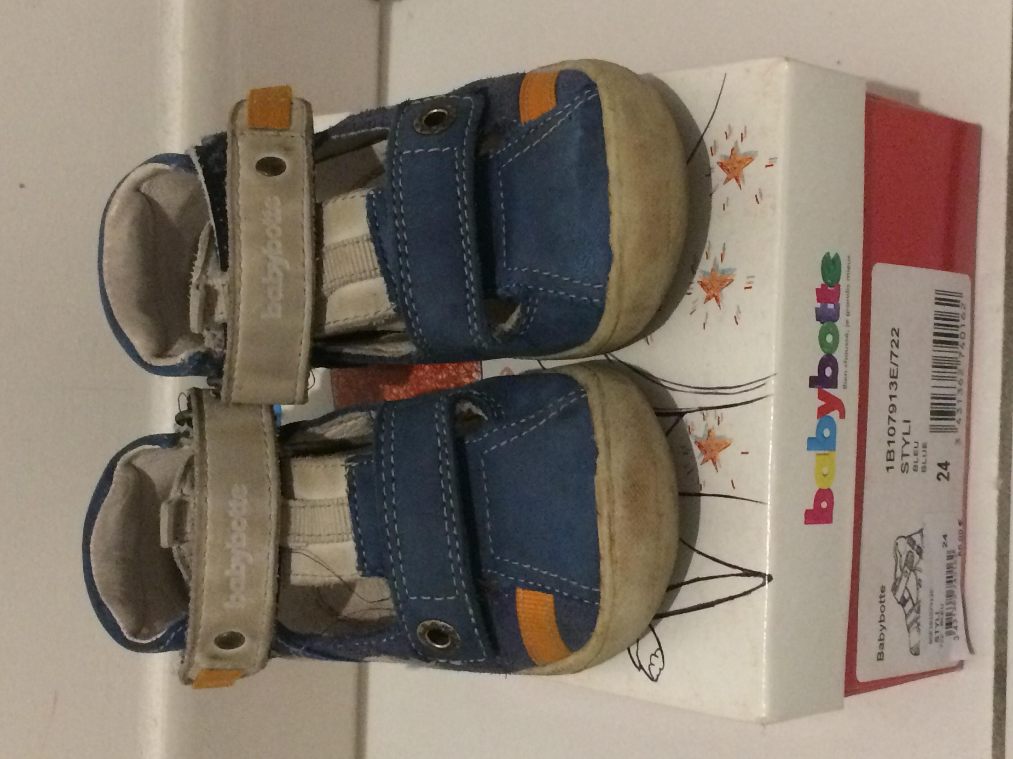 4c4410b848c4a chaussures demi-saison BABYBOTTE Chaussures enfants