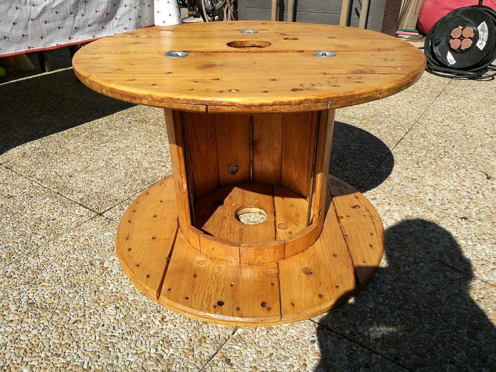 Table En Touret