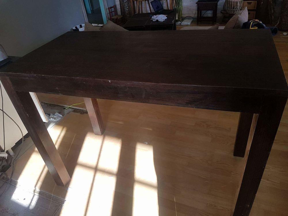table haute de bar et des chaises maison du monde meubles