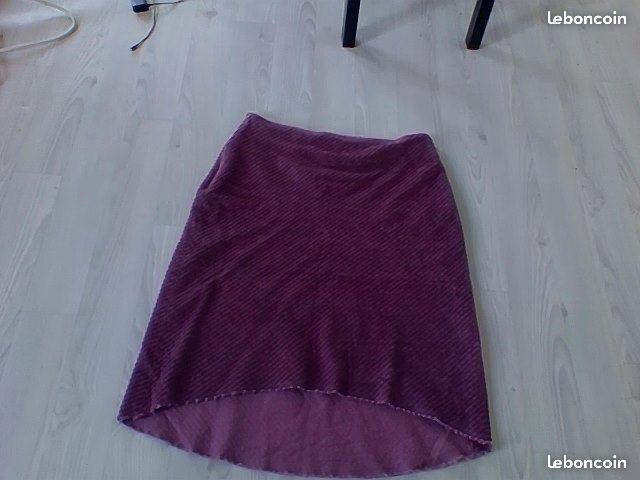 taille 36 marron à velours et 42 jupes Vêtements violet VpqSGUzM