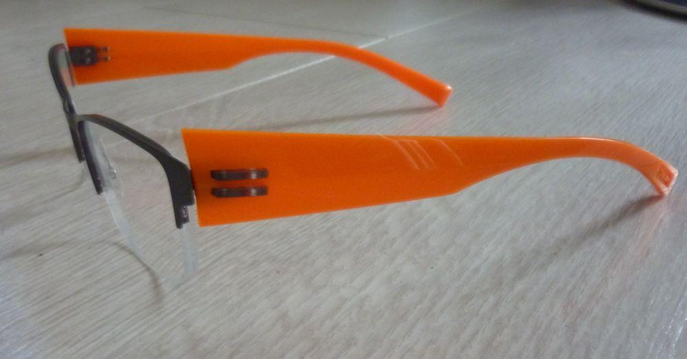 branches de lunettes monture dilem orange vitamine ZG025 Bijoux et montres bbd6b818fe8c
