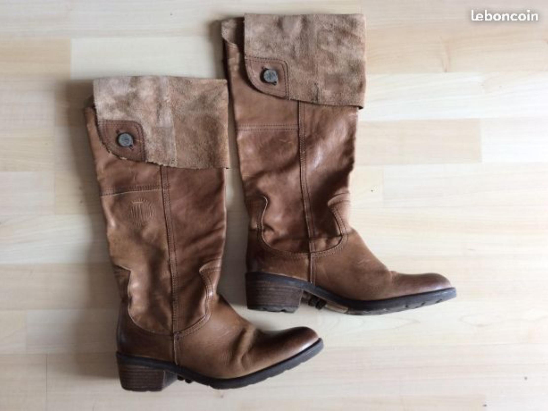 Achetez bottes palladium quasi neuf, annonce vente à Bastia (20 ... 2051b339e225