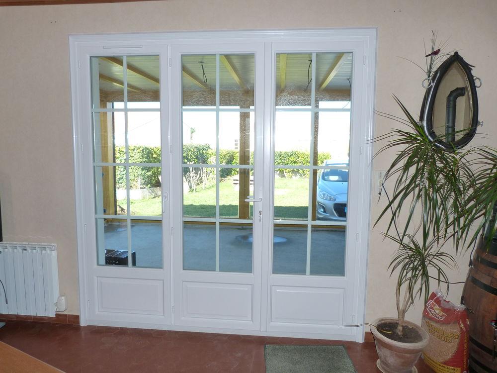 Achetez Porte Fenêtres 3 Quasi Neuf Annonce Vente à Beauvoir Sur