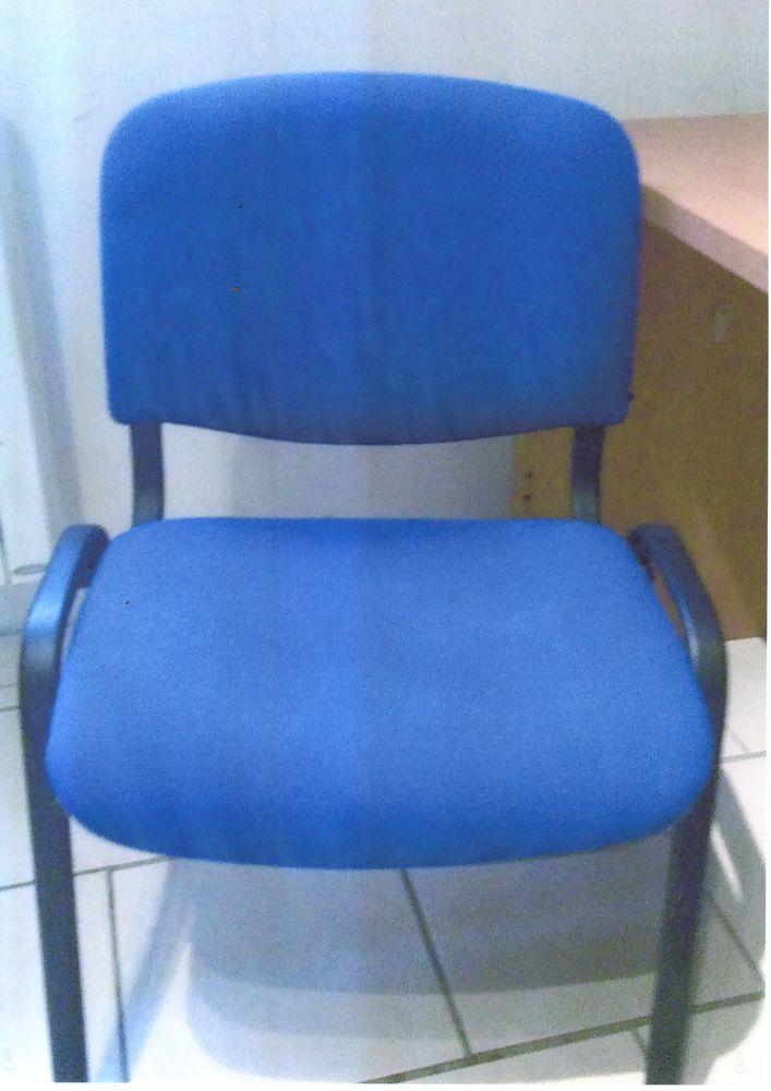 Chaises De Bureau Bleu Meubles