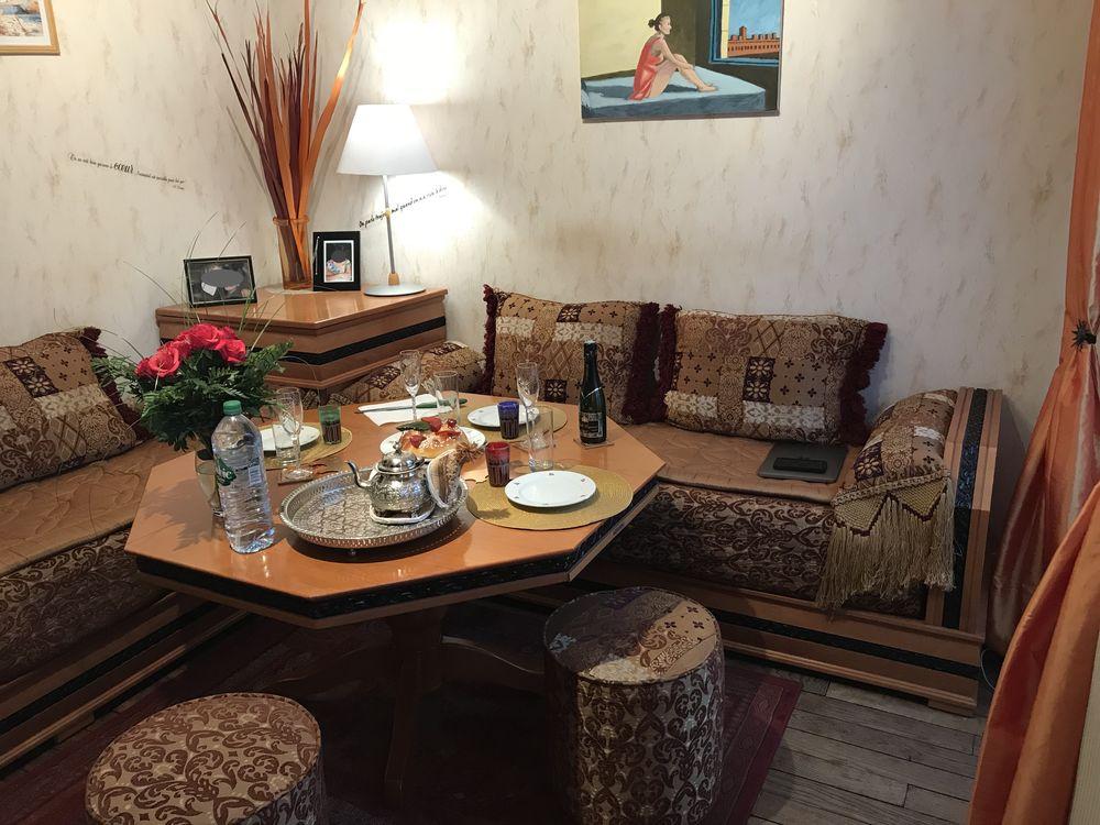 Achetez salon marocain occasion, annonce vente à Paris (75) WB158133503