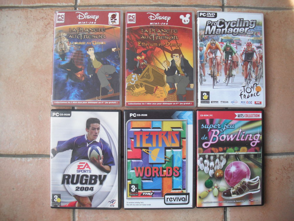 lot de jeu cd rom...pc... 5 Quillan (11)