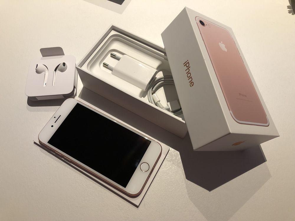Achetez Iphone 7 Rose Gold Quasi Neuf Annonce Vente à Saint