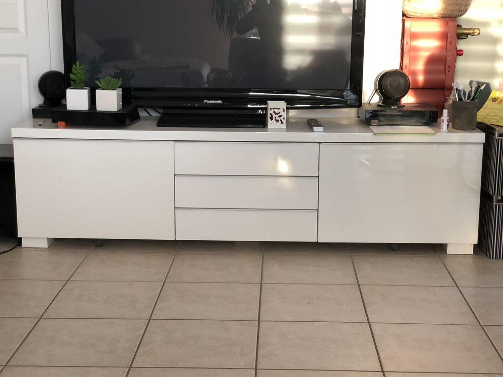 Achetez Meuble Tv Ikea Best Quasi Neuf Annonce Vente A