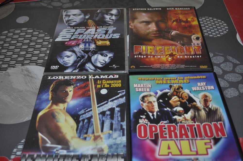 Lot de 4 DVD 5 Perreuil (71)