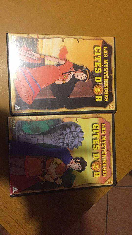 2 DVD 5 Saint-Quentin-la-Tour (09)