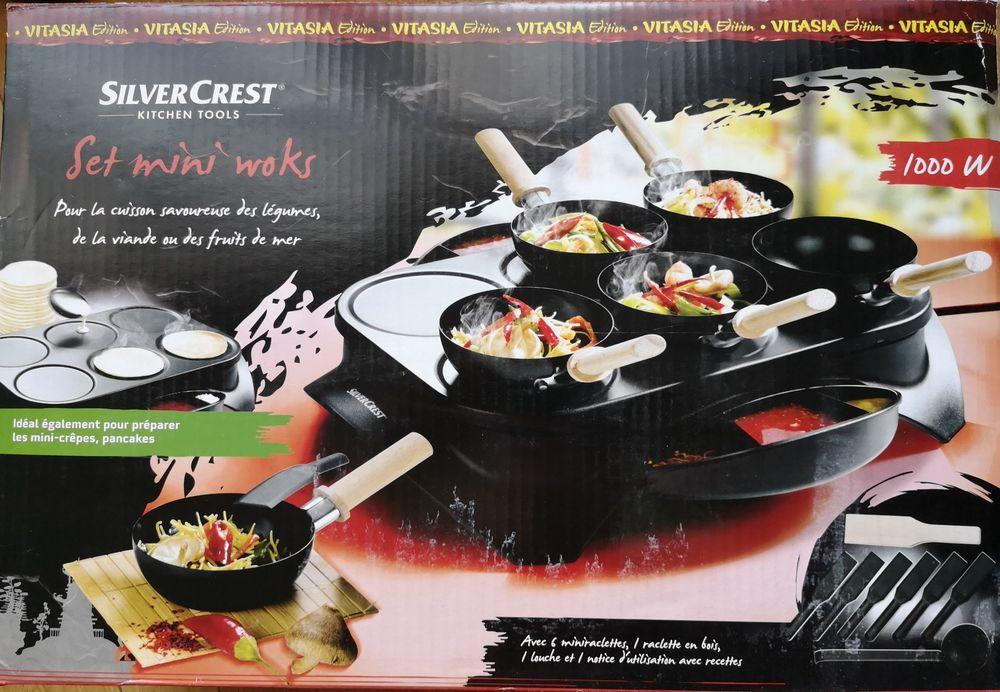 Set de wok 20 Saint-Martin-le-Vinoux (38)