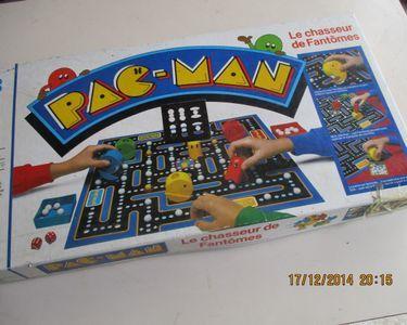jeu   PAC-MAN   20 Casteljaloux (47)