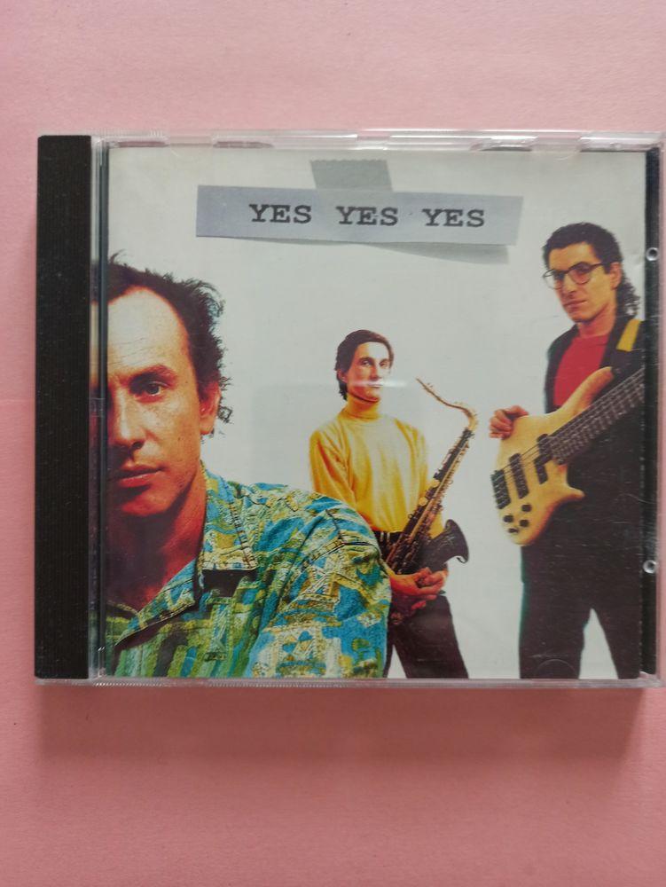 CD Yes Yes Yes CD et vinyles