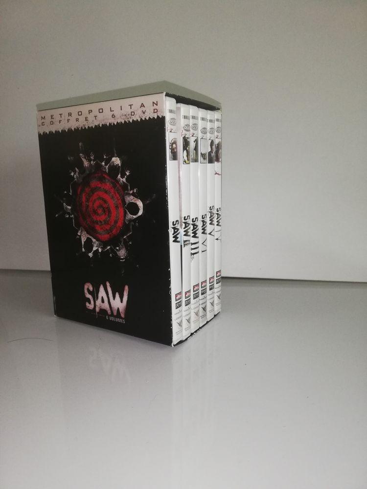 Lot de 6 dvd 5 Charvieu-Chavagneux (38)