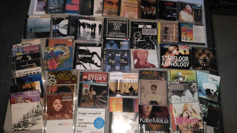 LOT DE 125 CD 90 Marseille 13 (13)