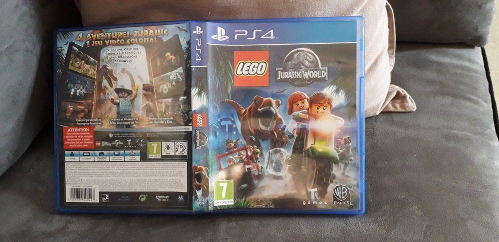 JEU PS4 Consoles et jeux vidéos