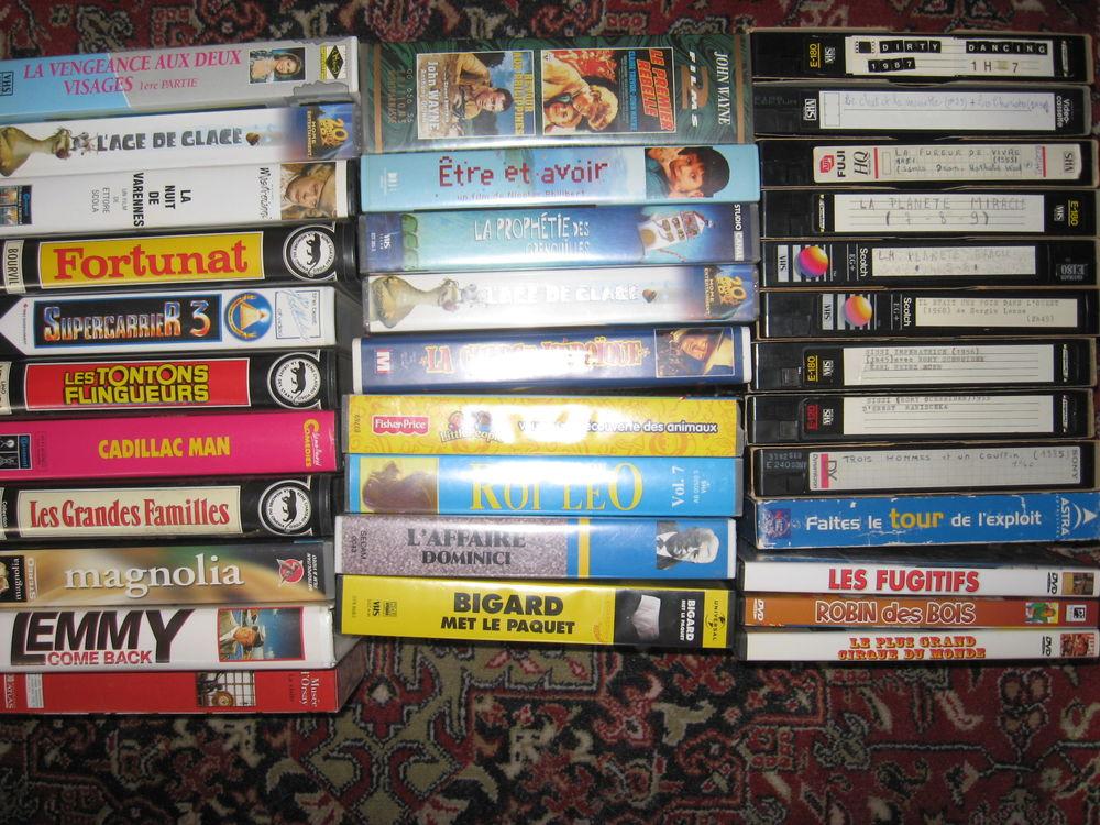 K7 VHS 60 La Roche-Blanche (44)