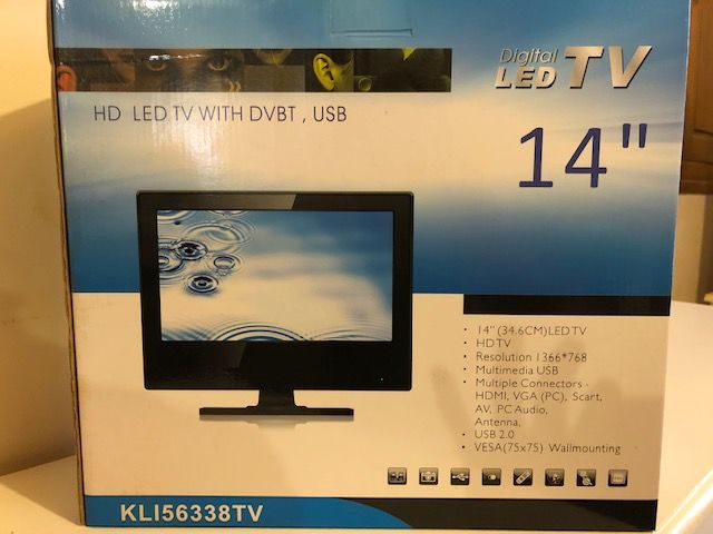 TV LED 14  60 Étréchy (91)
