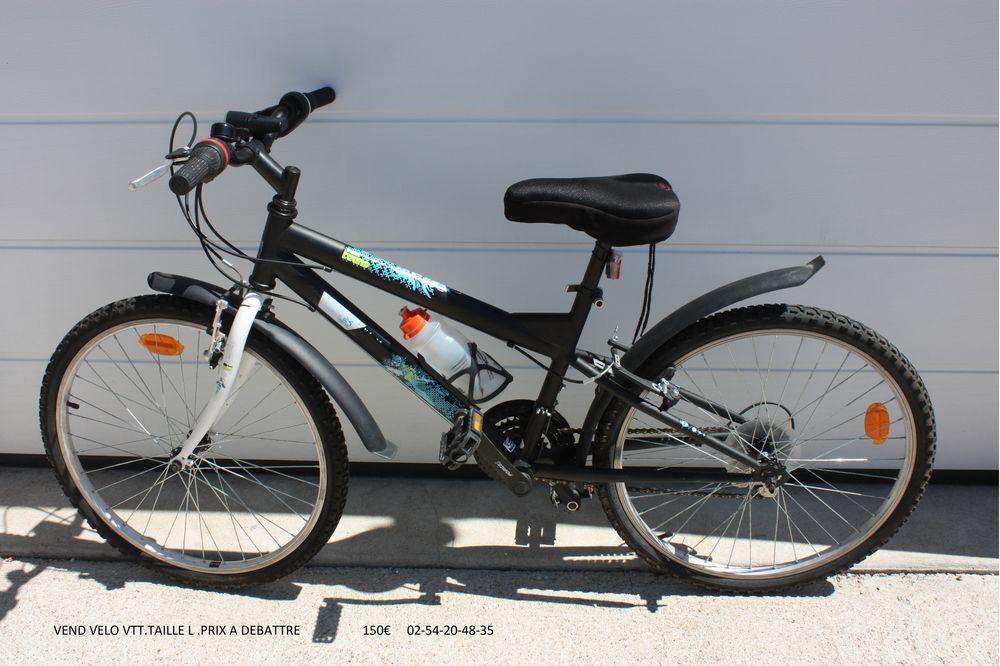 VTT 150 Chouzy-sur-Cisse (41)