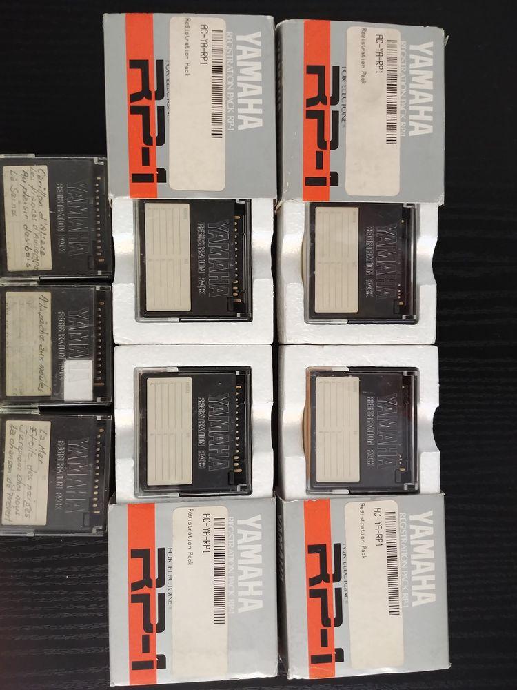 Lot 7 Modules Mémoire YAMAHA RP-1 Vintage pour Orgue Yamaha 75 Saint-Étienne-lès-Remiremont (88)