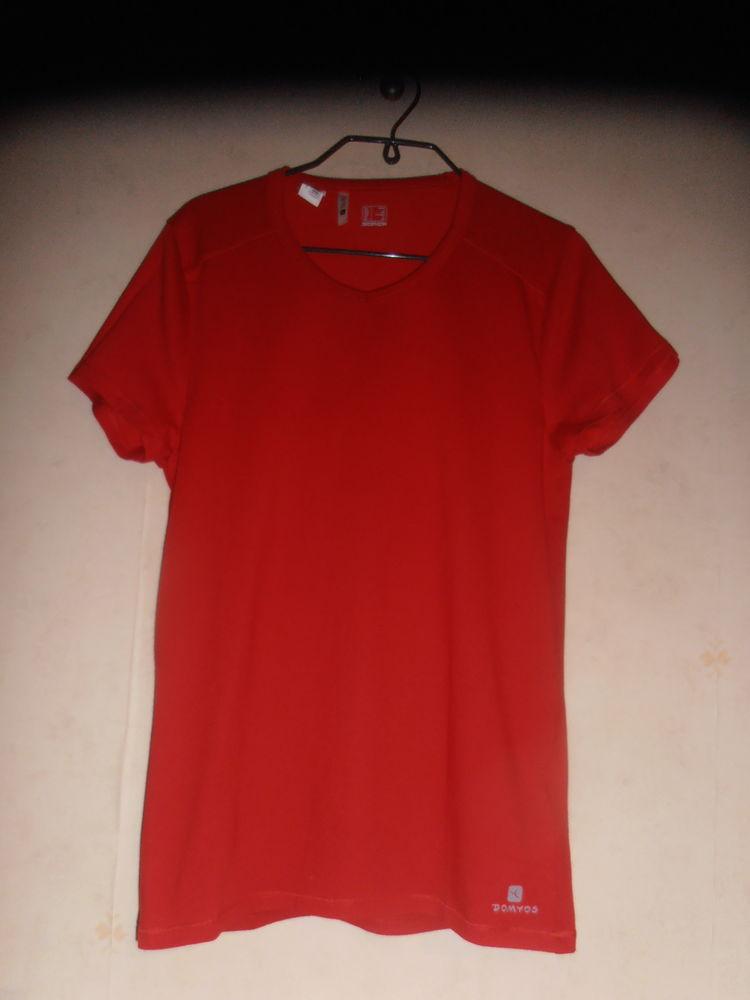 Tee-shirt rouge (V5) 3 Tours (37)
