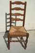 Série de 6 chaises solides et confortables