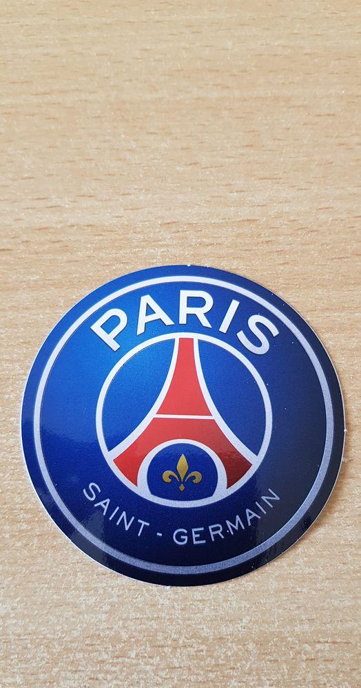 autocollant sticker  Paris saint germain  psg  2 Carnon Plage (34)