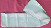 LINGE ANCIEN - drap brodé enfant - 114 cm x 166 cm 8 Montauban (82)