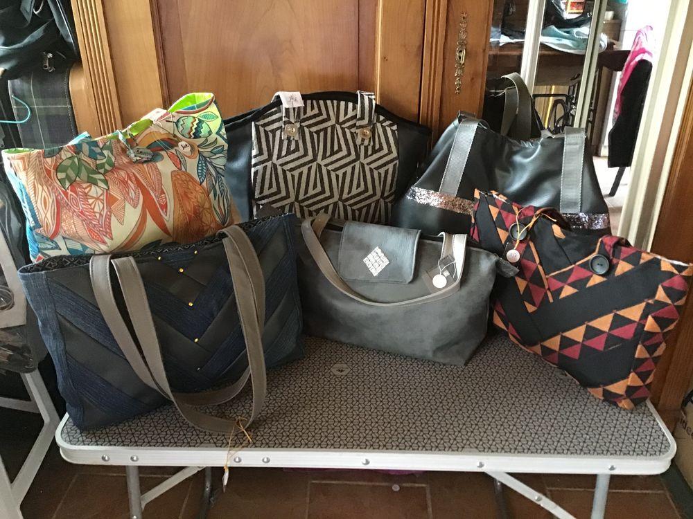 Vente de sacs fait main modèle unique 15 Retournac (43)