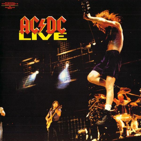 AC/DC - Live (2xLP, vinyle) 40 Saint-Grégoire (35)