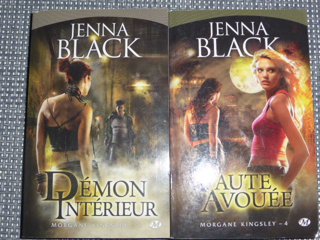 Démon intérieur Faute avouée Jenna Black 5 Rueil-Malmaison (92)