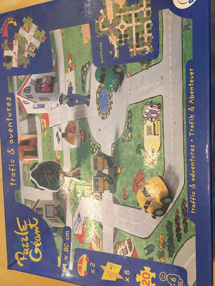 puzzle géant  5 Nancy (54)