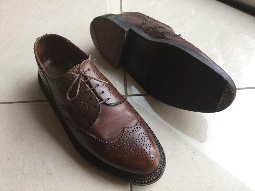 Chaussures originales WESTON DERBY TRIPLES SEMELLES  0 Conches-en-Ouche (27)