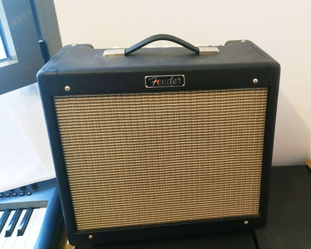 Ampli à Lampes Fender Blues Junior IV 570 Saint-François (97)