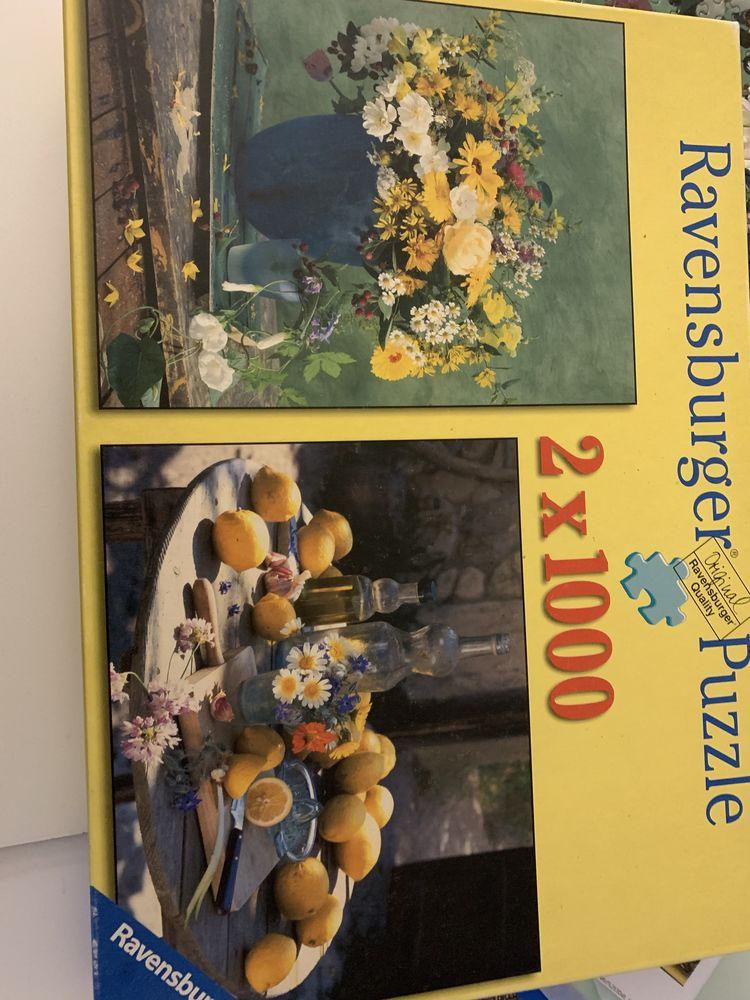 Puzzle 1000 pieces 8 Paris 12 (75)