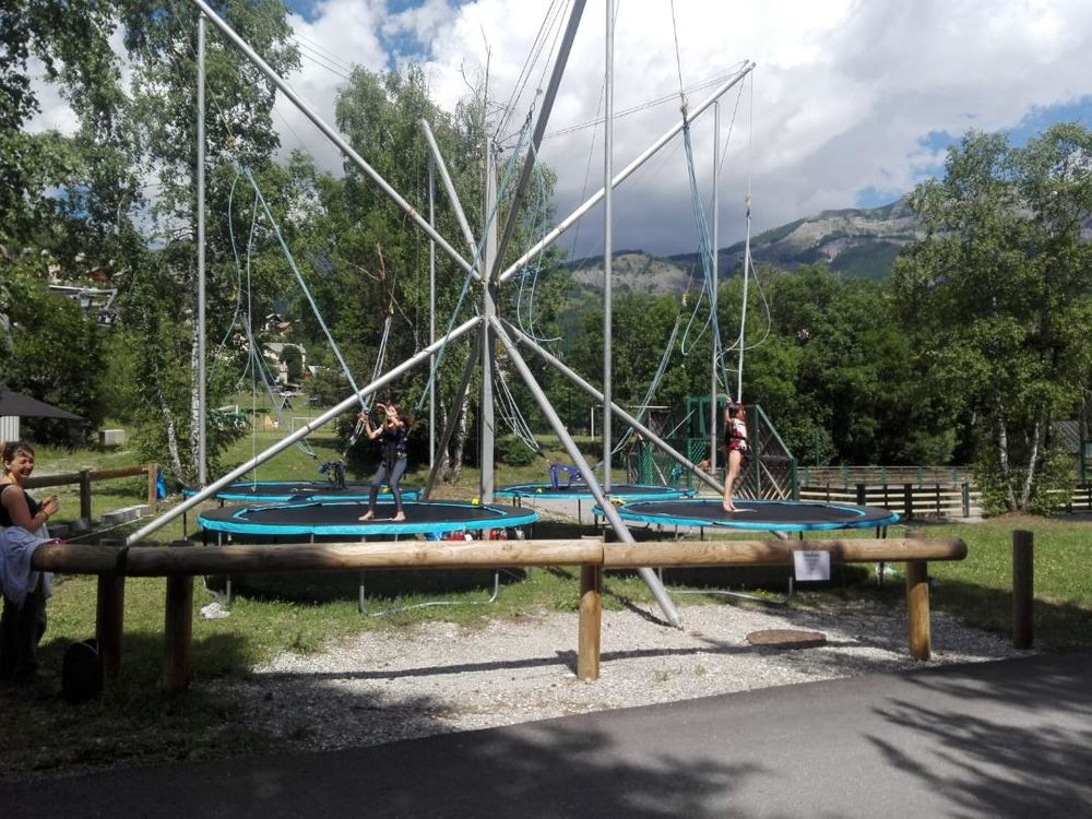 Vente Bungee trampoline 6000 La Foux D Allos (04)