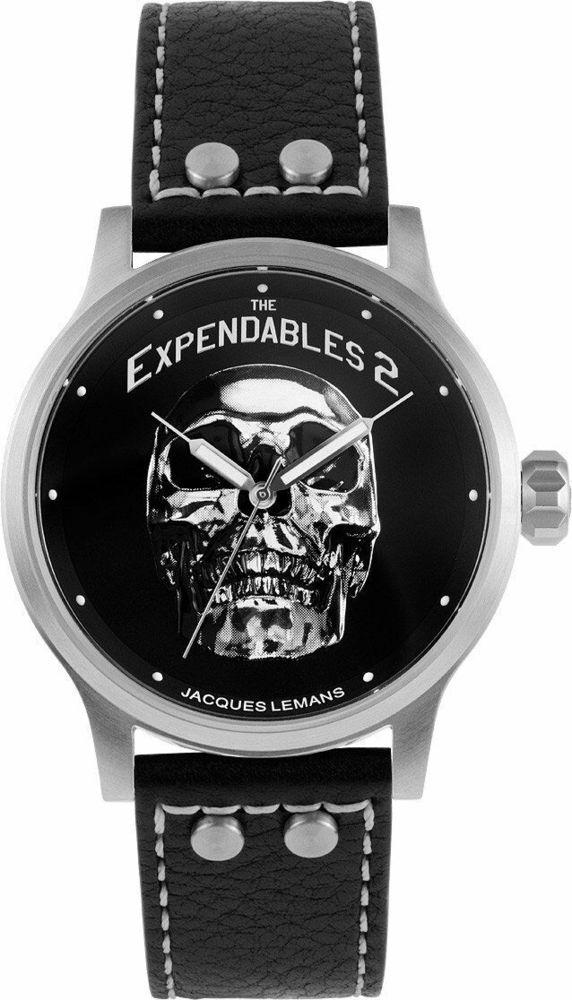 Montre Expendables 2 sous licence officielle (tête de mort)  100 Bourghelles (59)