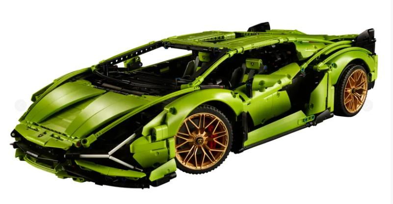 Réplique Lamborghini Sian FKP37: plus de 3600 pièces neuve 180 Bourghelles (59)