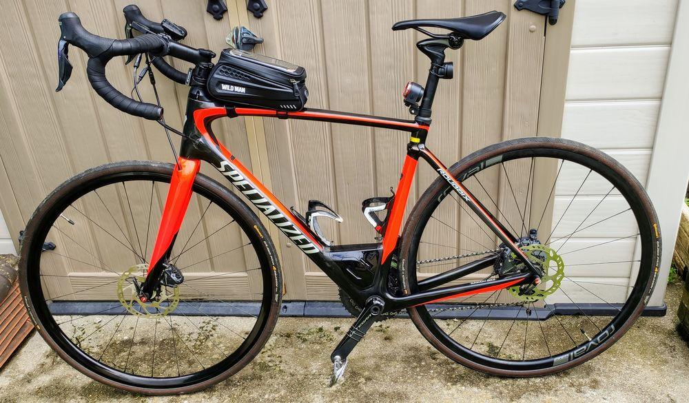 Vends Spécialized Roubaix DI2 3500 Villepreux (78)