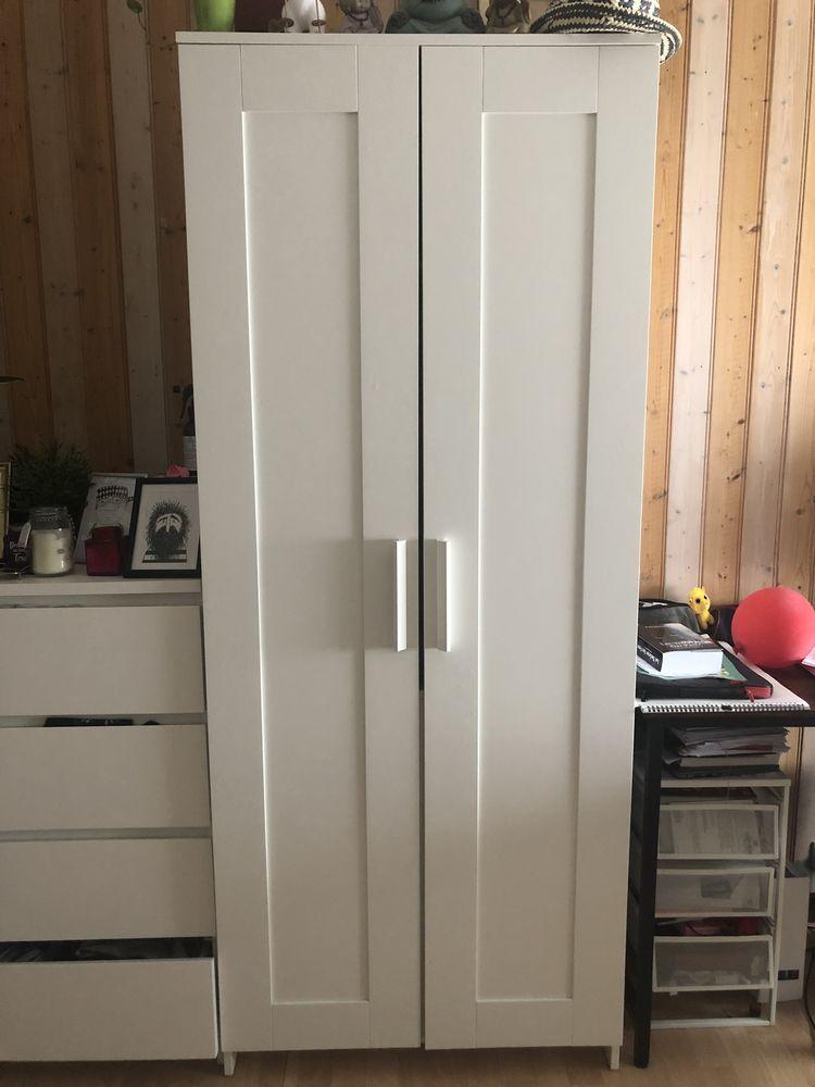 Armoire IKEA blanche  90 Bordeaux (33)