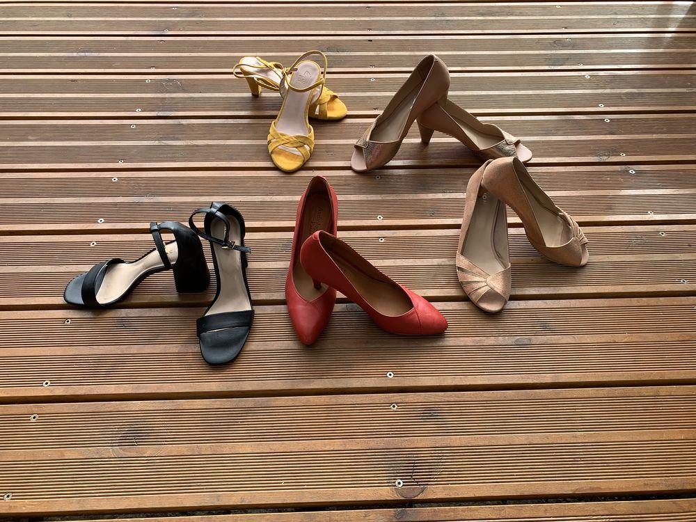 Chaussures femmes taille 38/39 50 Bois de Nèfles Saint Paul (97)