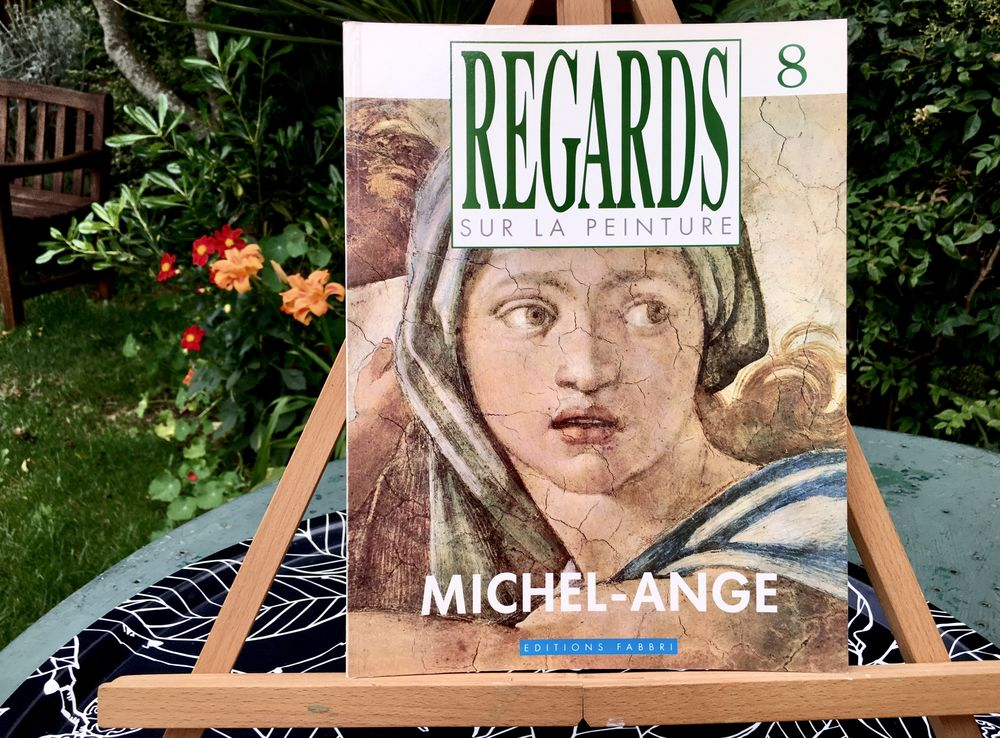 MICHEL-ANGE, Livre broché Neuf de 33 pages 2 L'Isle-Jourdain (32)