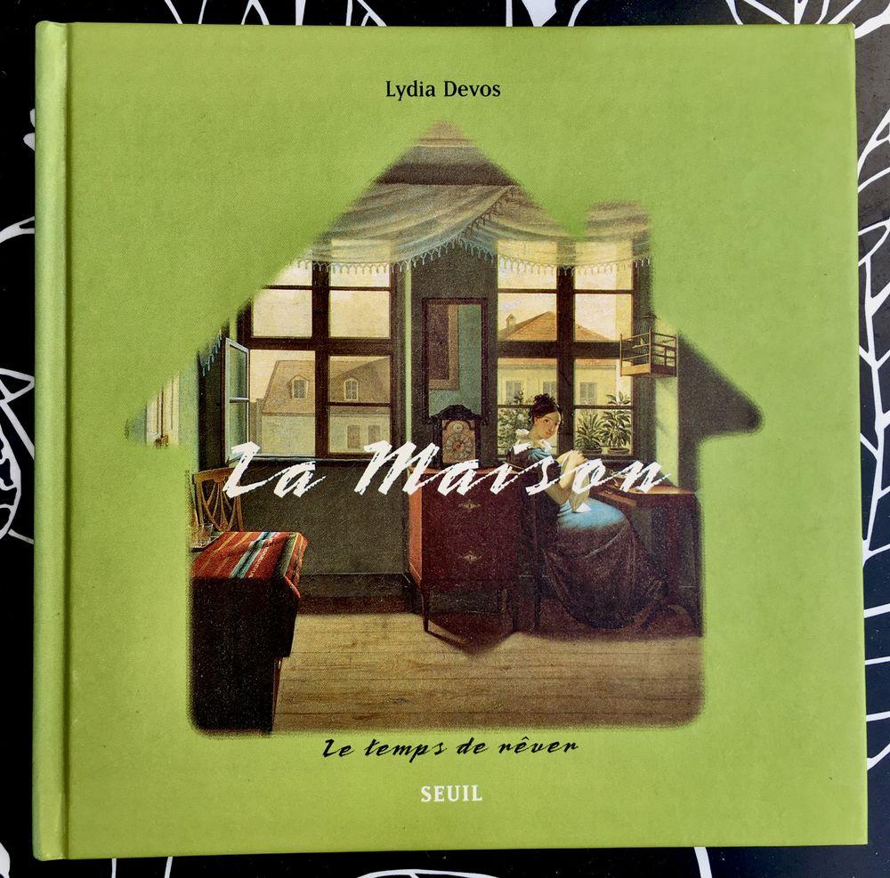 LA MAISON de Lydia Devos; Beau livre relié NEUF de 125 pages 5 L'Isle-Jourdain (32)