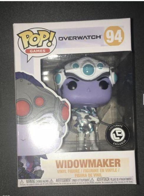 Figurine Funko Pop Overwatch Widowmaker Fatale Exclusive 15 Fameck (57)